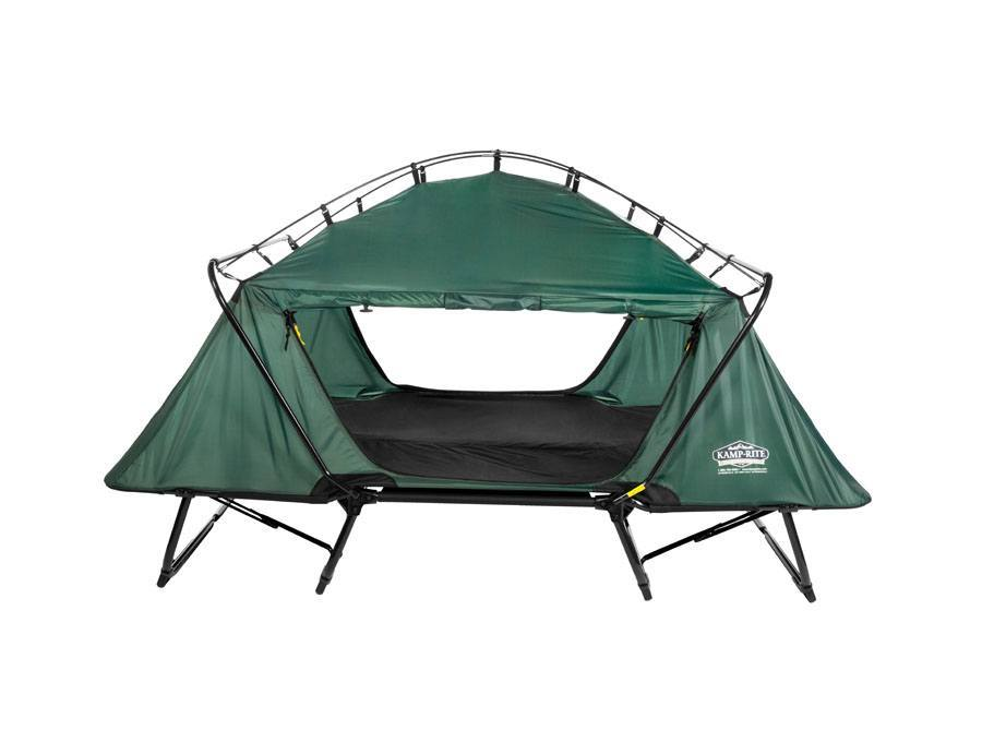 TB343-Double-Tentcot-open